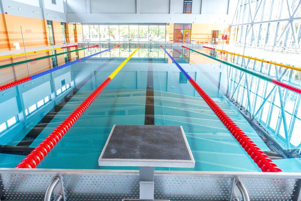 nauka pływania Poznań