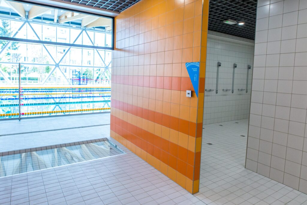 nauka pływania - basen rataje